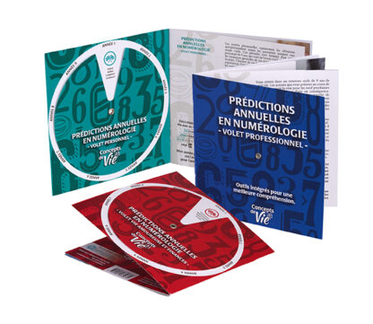 guides de prédictions annuelles en numérologie