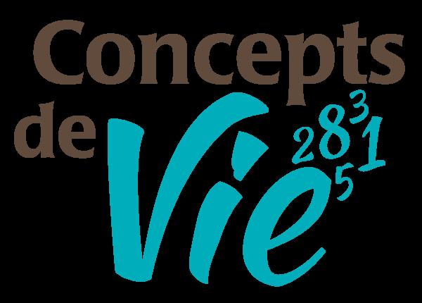 Logo Concepts de vie