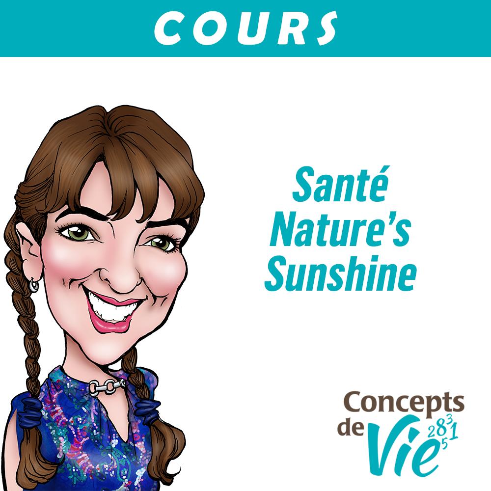 Santé Nature's Sunshine